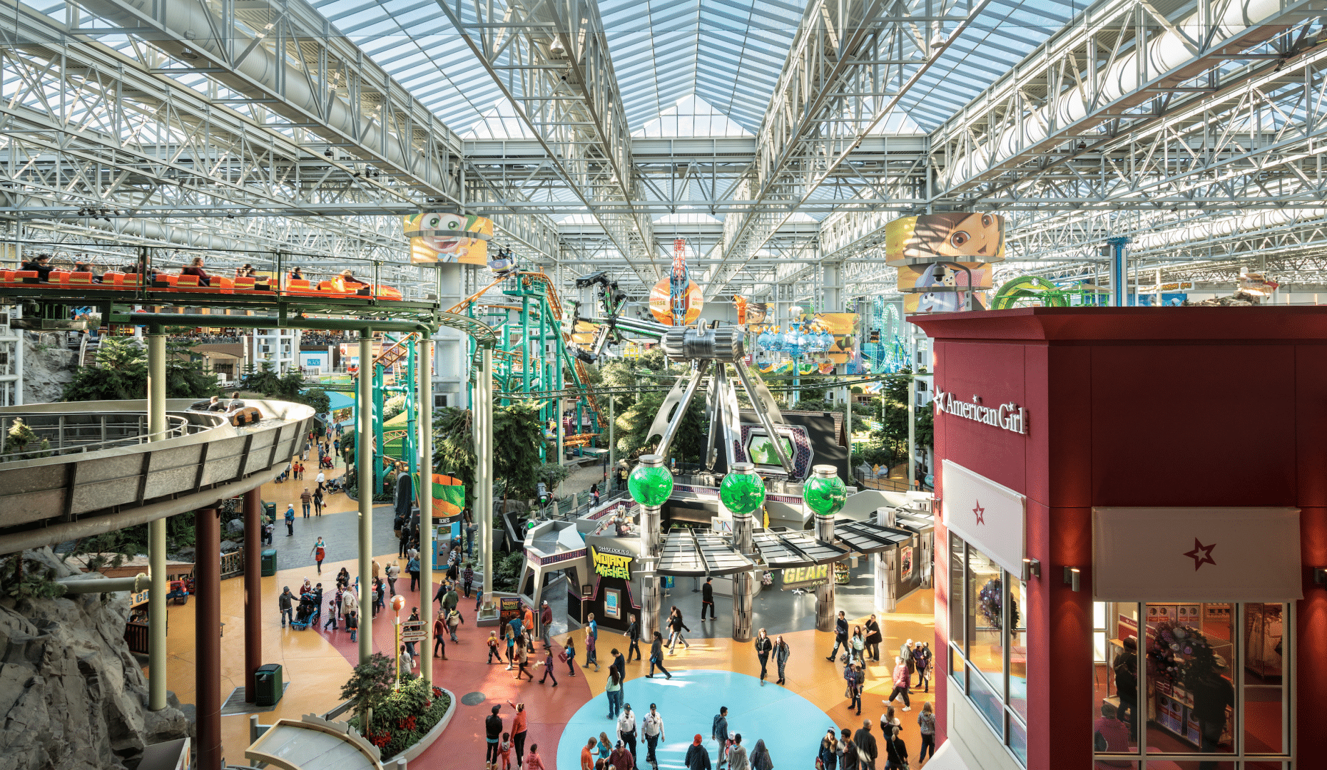 Les Choses 224 Faire Au Centre Commercial Mall Of America En