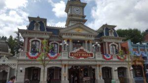 La location de poussette et fauteuil à Disneyland Paris