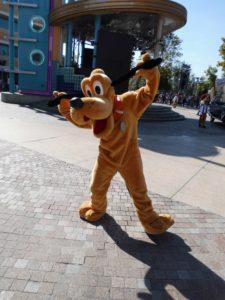 À la rencontre de Mickey et ses amis