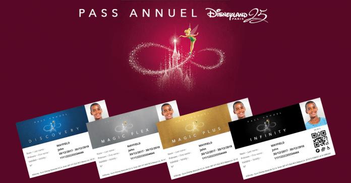 Tout savoir sur les Pass Annuels de Disney