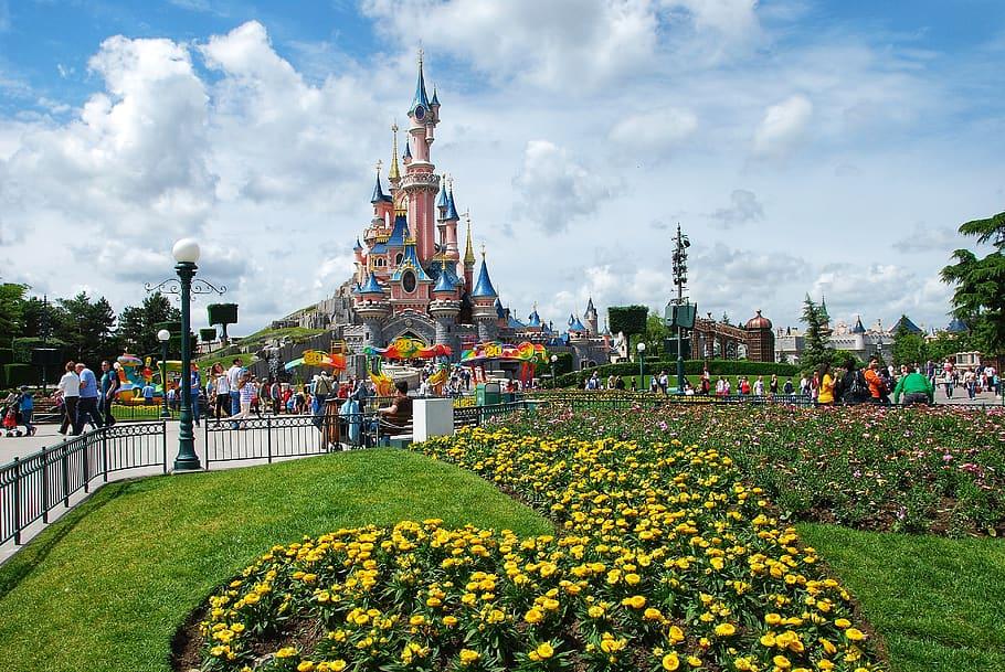 Disneyland Paris est le plus grand parc d'attractions d'Europe